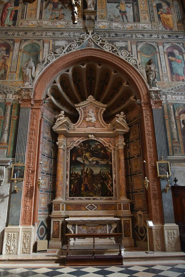 Capella Calcasoli de la Catedral de Santa Maria Assumpta de Verona