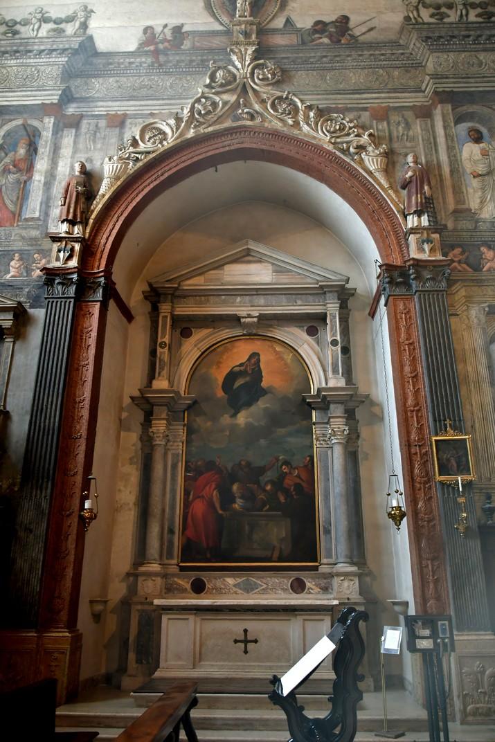 Capella Cartolari-Nichesola de la Catedral de Santa Maria Assumpta de Verona