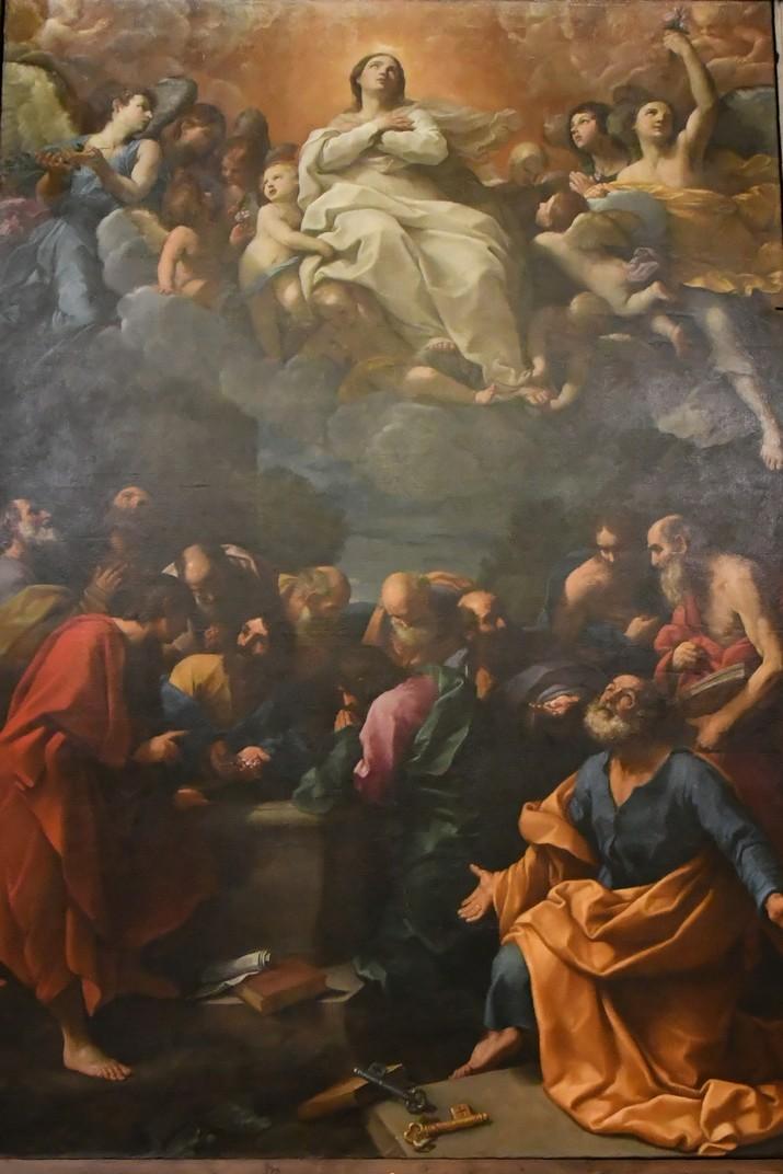 Capella de la Mare de Déu de l'Assumpció de l'església de Jesús de Gènova