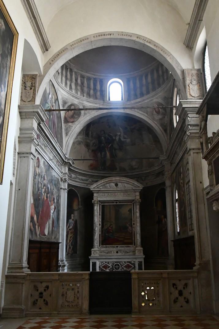 Capella de l'Anunciació de la Catedral de San Pere Apòstol de Treviso