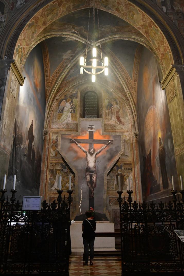 Capella de les Benediccions de la Basílica de Sant Antoni de Pàdua