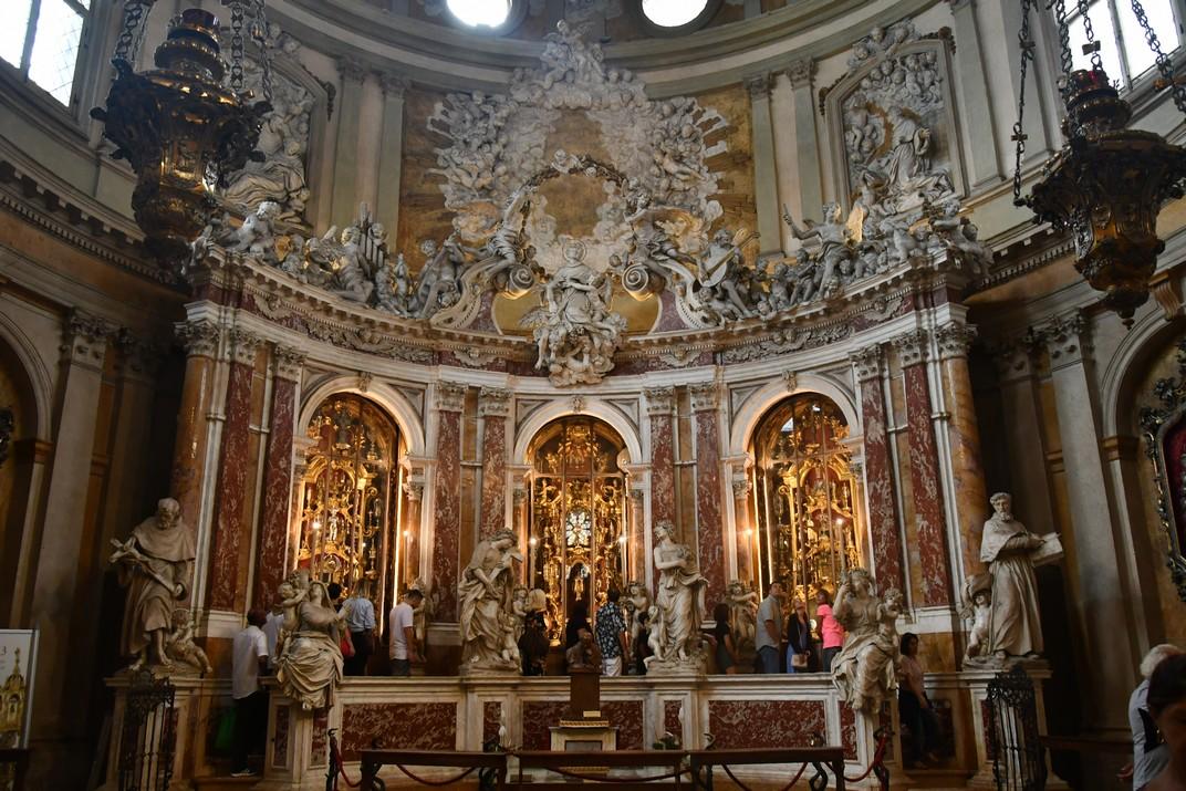 Capella de les Relíquies de la Basílica de Sant Antoni de Pàdua