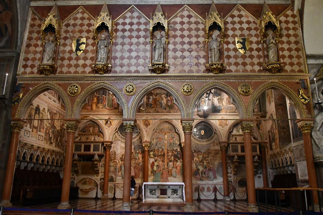 Capella de Sant Jaume de la Basílica de Sant Antoni de Pàdua