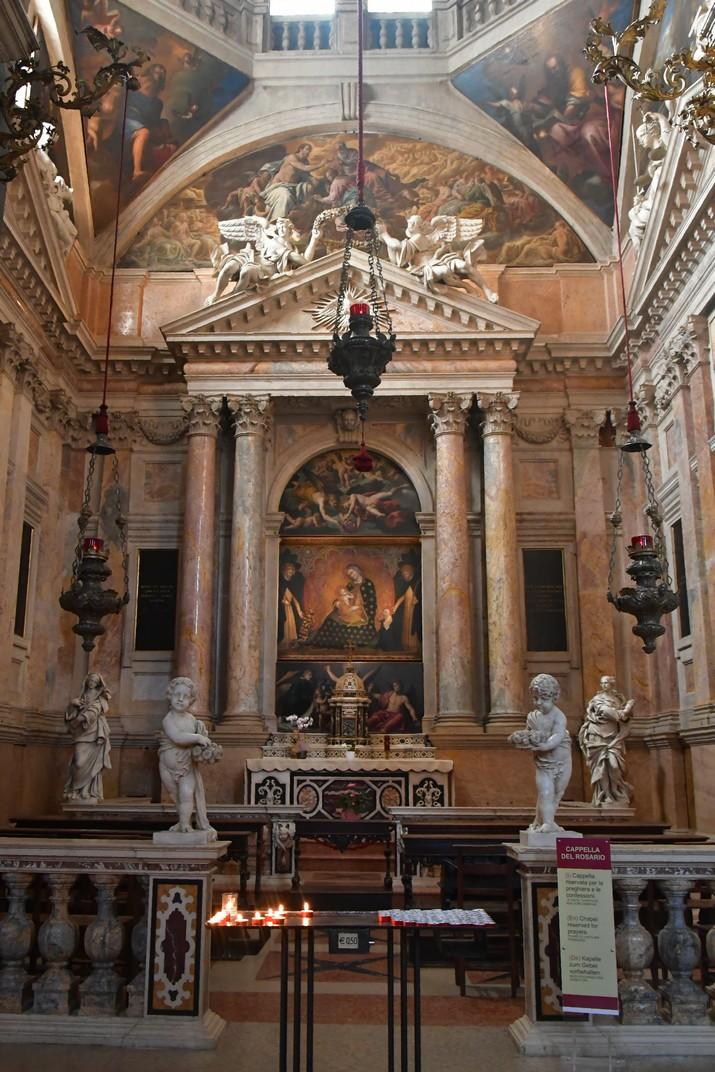 Capella del Rosari de la Basílica de Santa Anastàsia de Verona