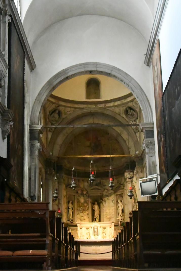 Capella del Santíssim Sagrament de la Catedral de San Pere Apòstol de Treviso
