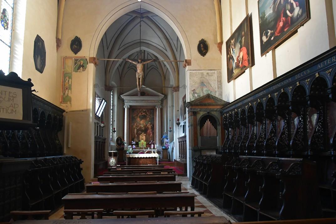 Capella Giusti de la Basílica de Santa Anastàsia de Verona