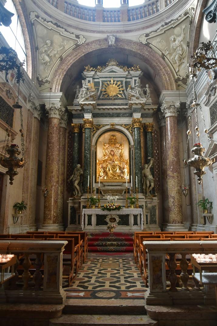 Capella Mare de Déu del Poble de la Catedral de Santa Maria Assumpta de Verona