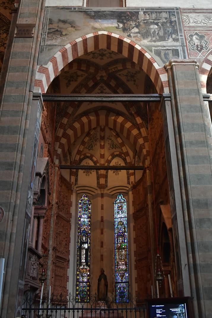 Capella Pellegrini de la Basílica de Santa Anastàsia de Verona