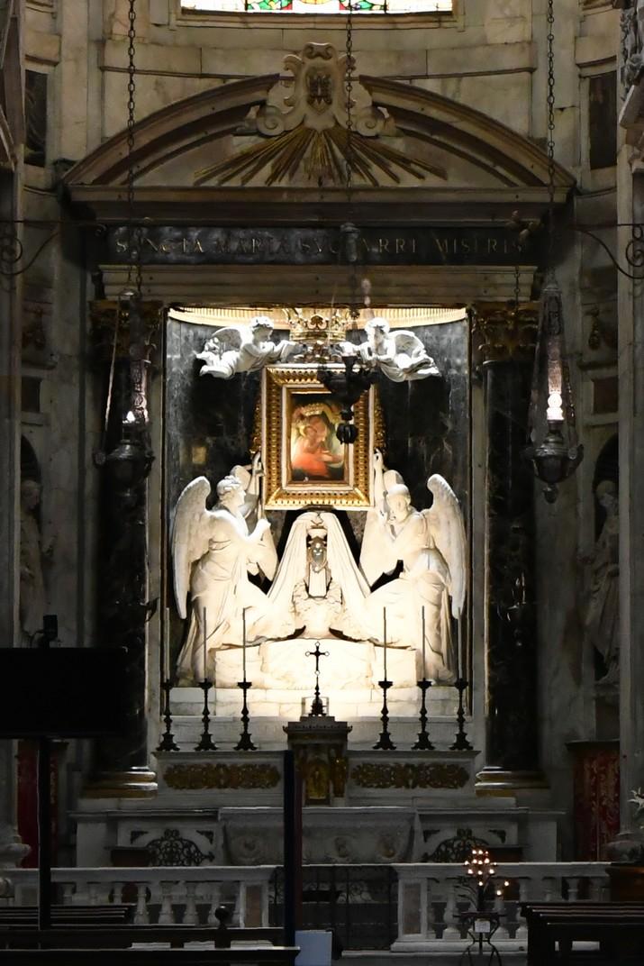 Capella Senarega de la Catedral de Sant Llorenç de Gènova