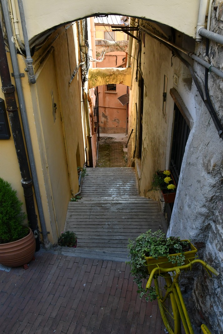 Carrers de la Pigna de Sanremo