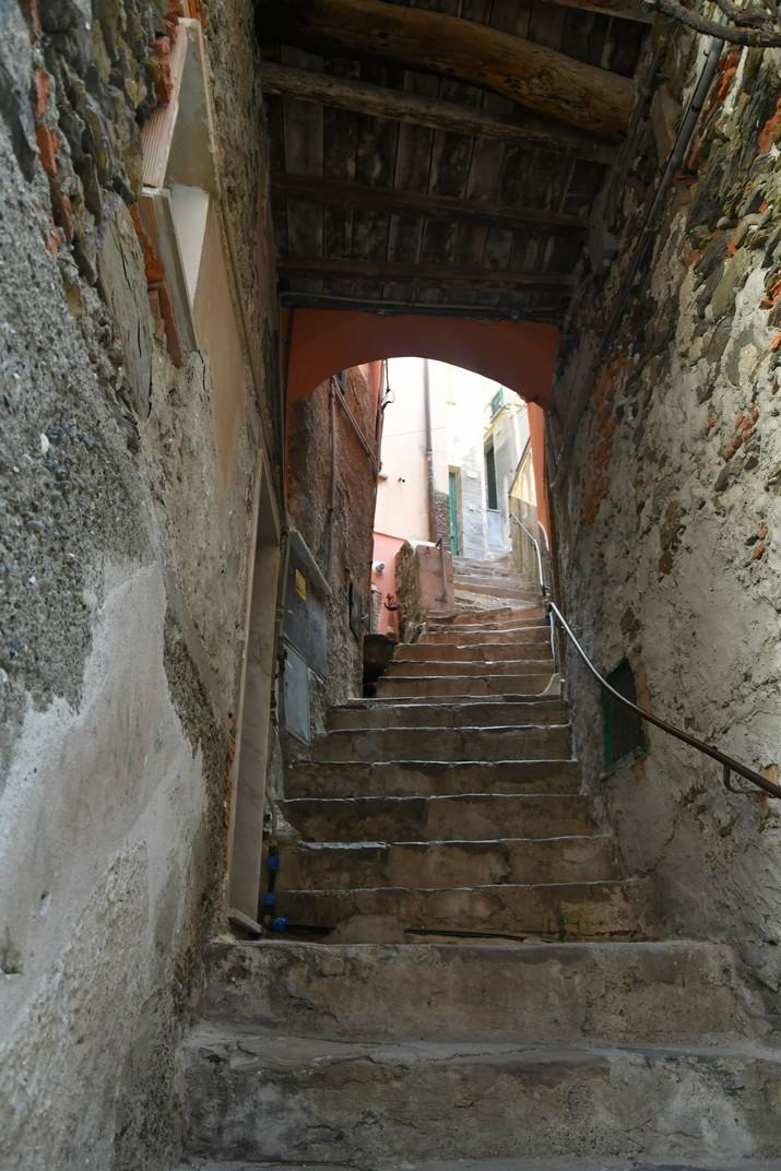 Carrers de Riomaggiore