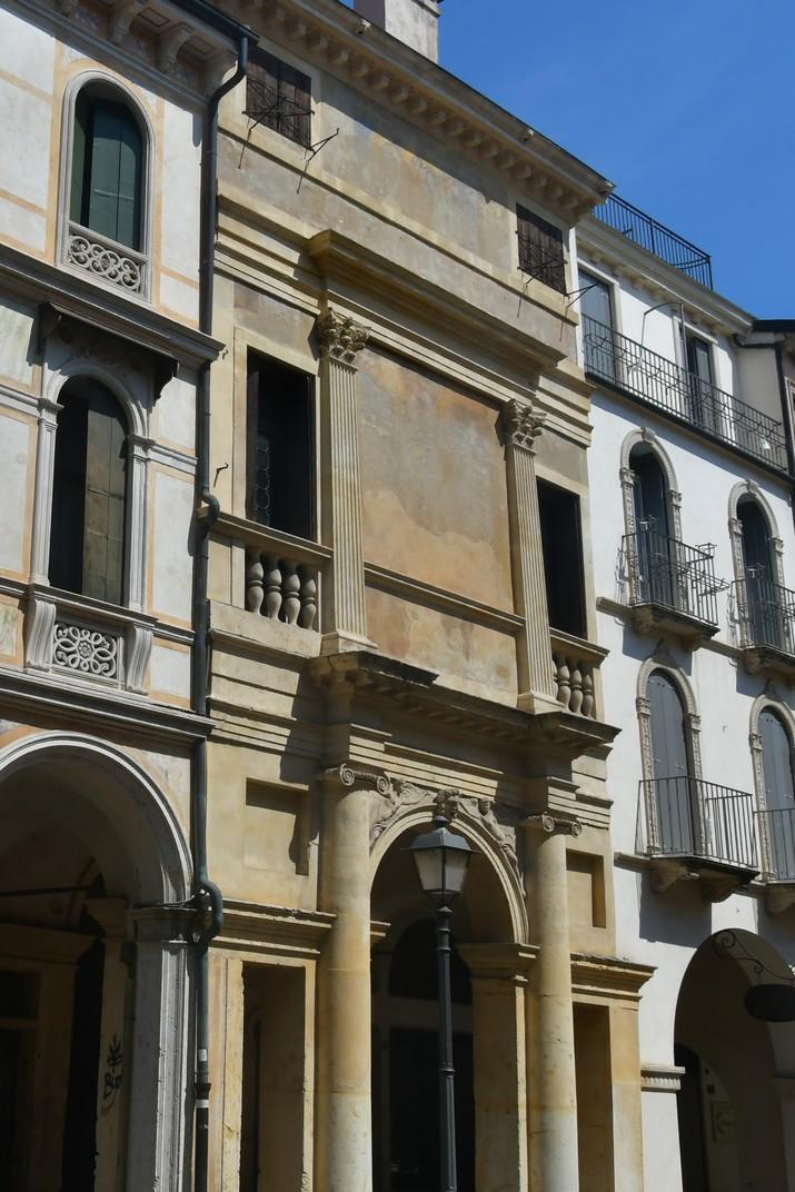 Casa Cogollo de Vicenza
