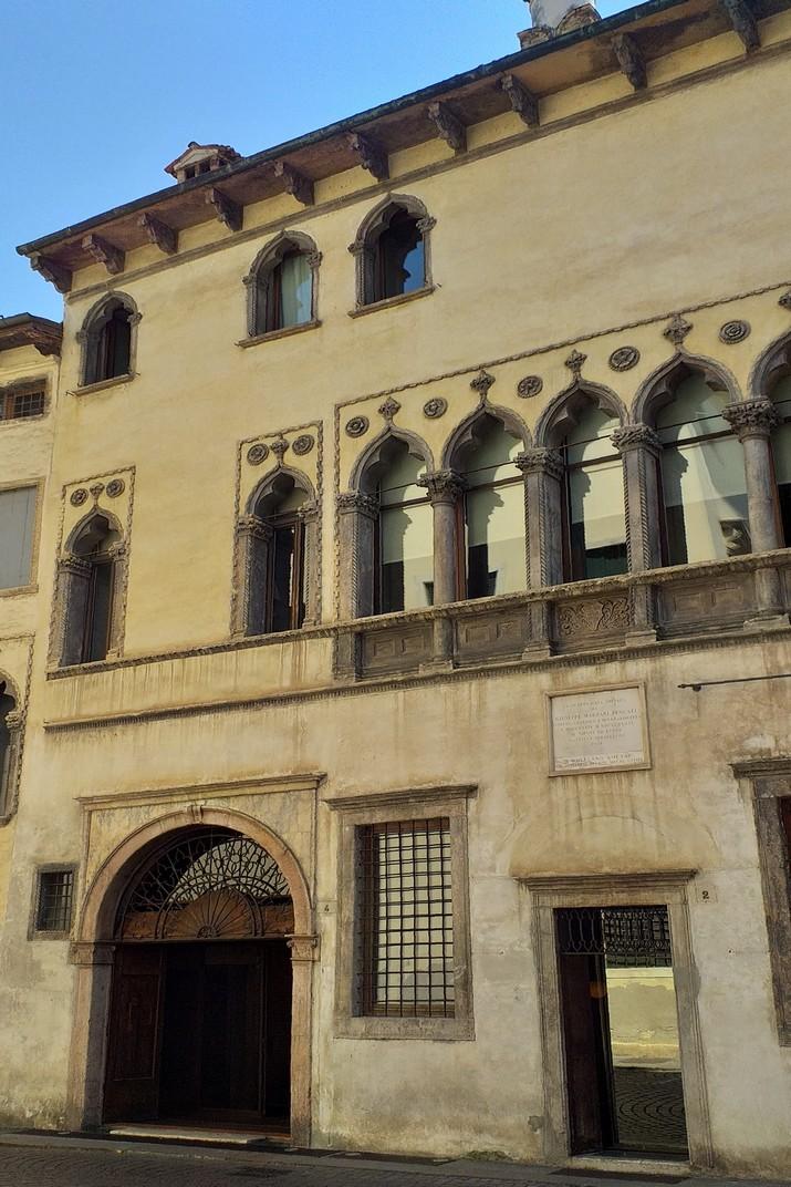 Casa Marzari de Vicenza
