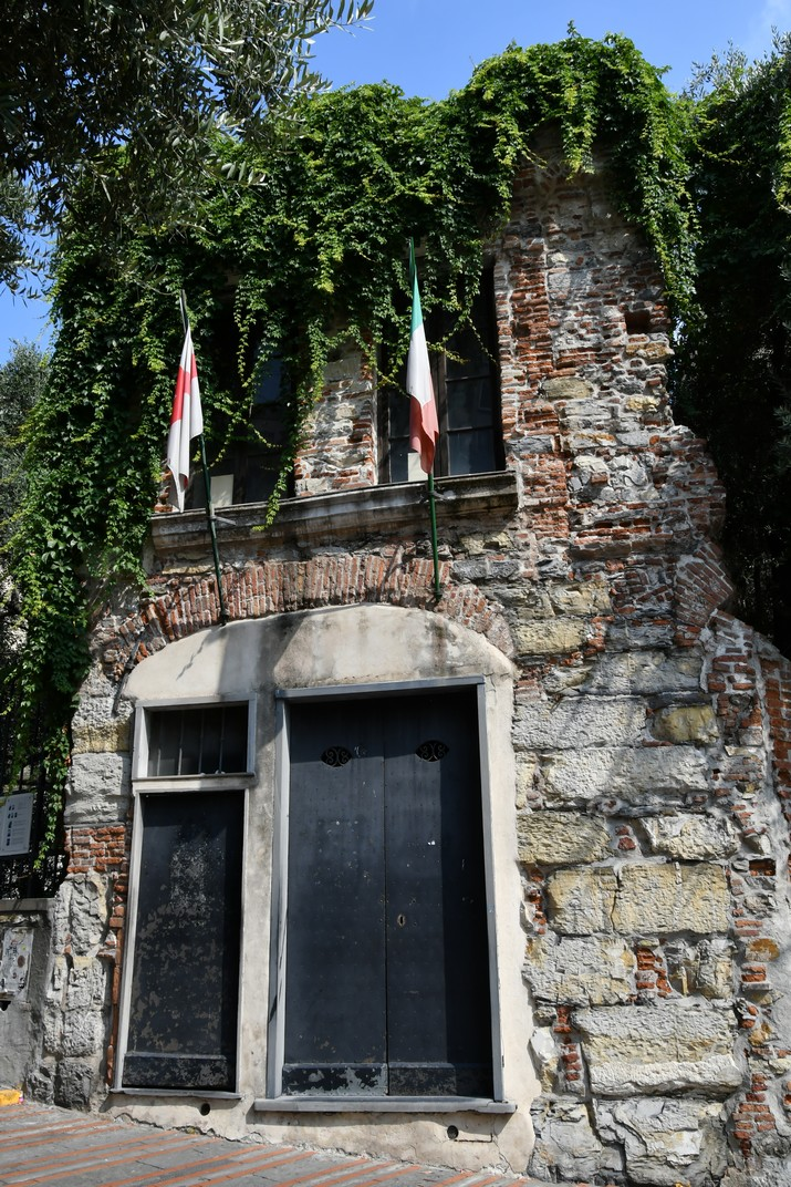 Casa museu Cristòfor Colom de Gènova