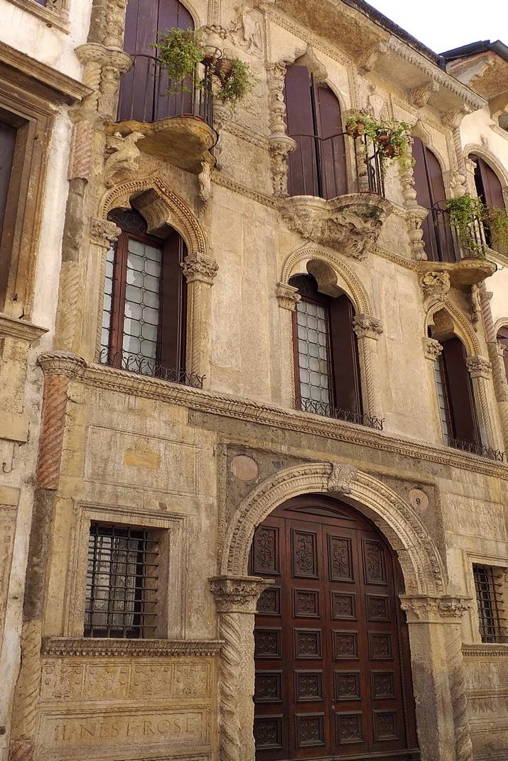 Casa Pigafetta de Vicenza