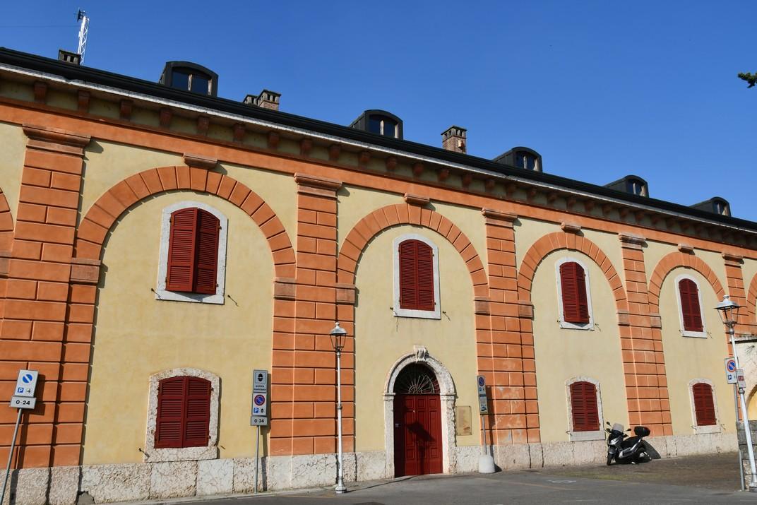 Caserna d'Artilleria de Porta Verona de Peschiera del Garda