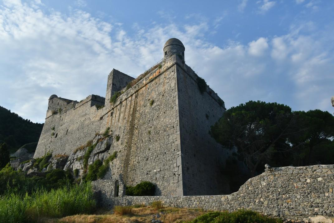 Castell Doria de Portovenere - Riomaggiore