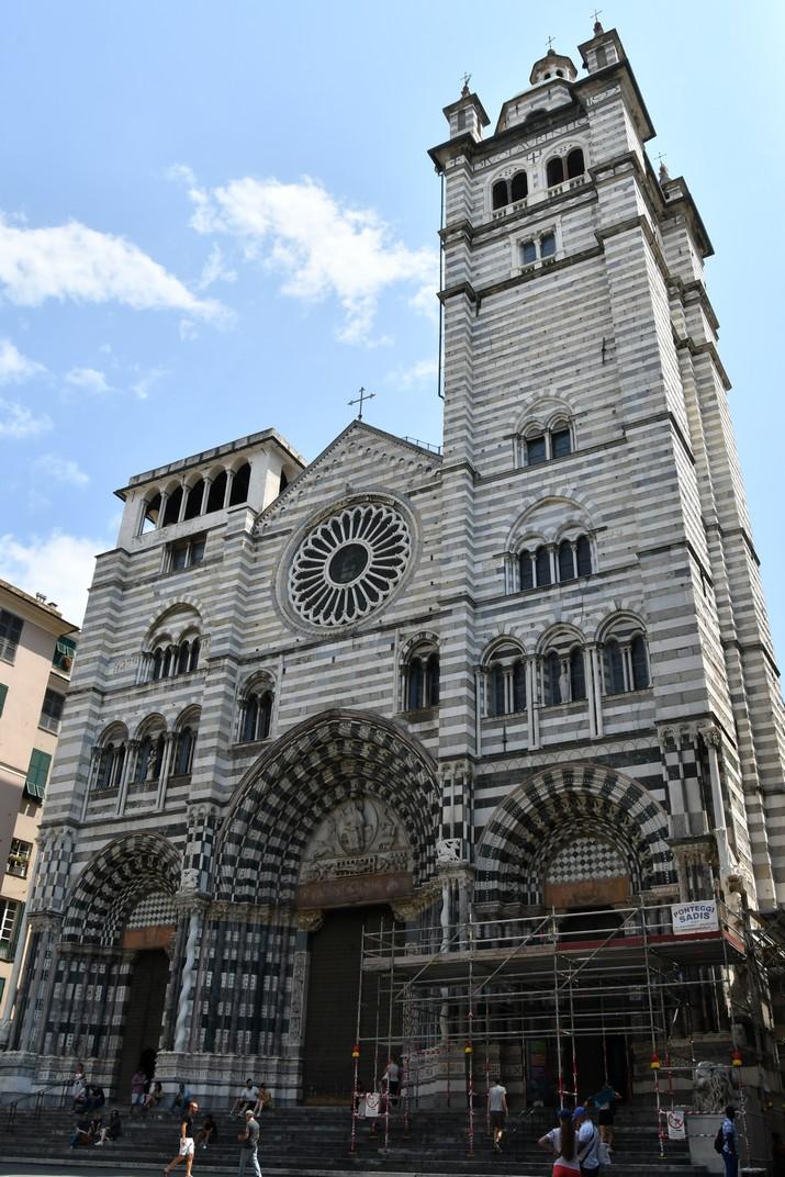Catedral de Sant Llorenç de Gènova