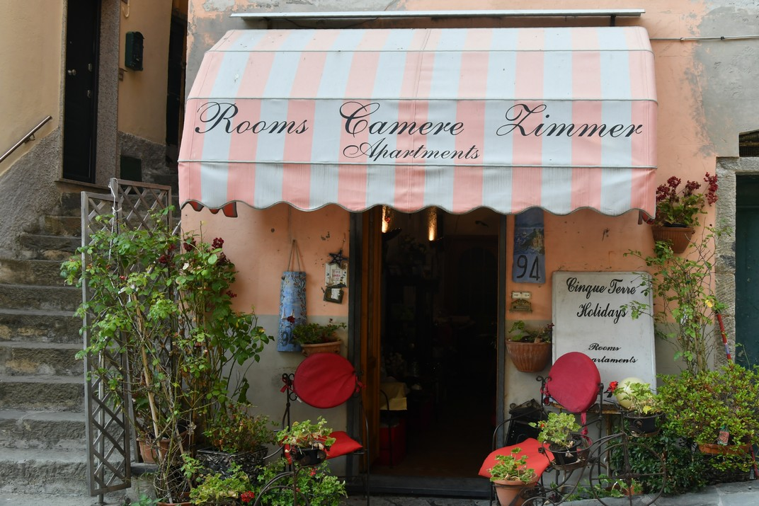 Comerços de Riomaggiore