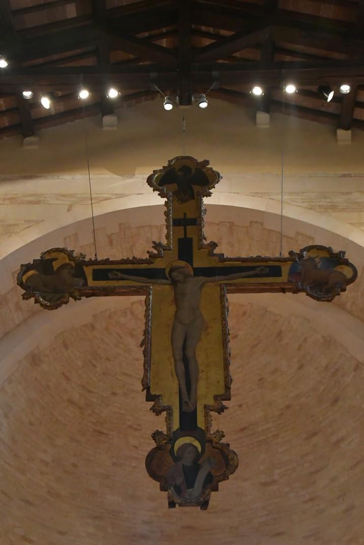 Creu de l'església de Sant Joan de la Font del conjunt catedralici de la Catedral de Verona
