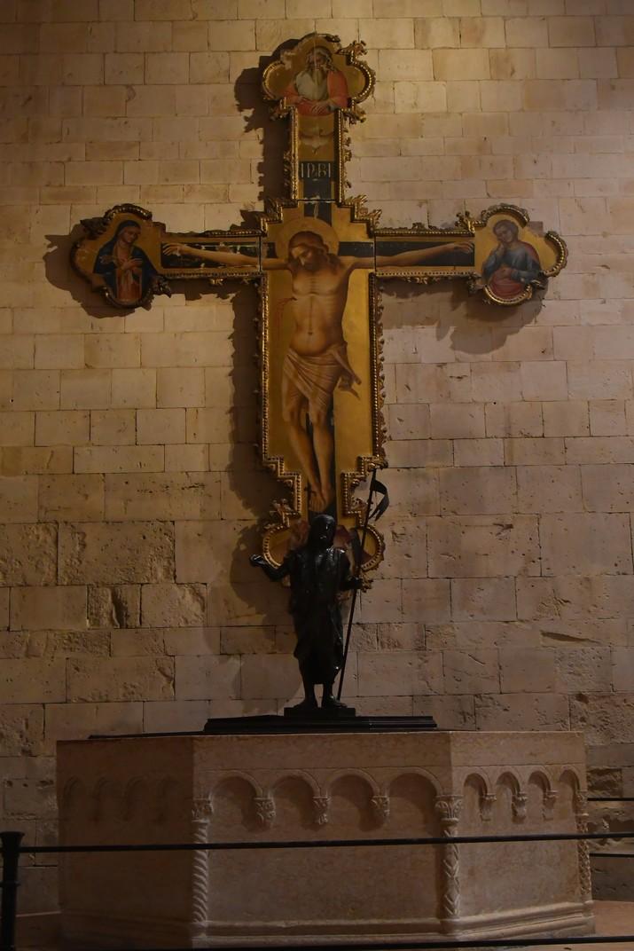 Creu estacionària de la Basílica de Sant Zenó de Verona