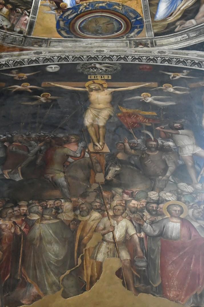 Crucifixió del Baptisteri de la Catedral de Santa Maria Assumpta de Pàdua