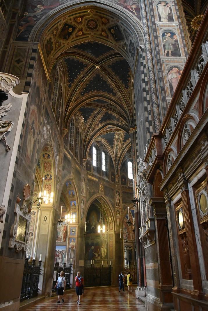 Deambulatori de la Basílica de Sant Antoni de Pàdua