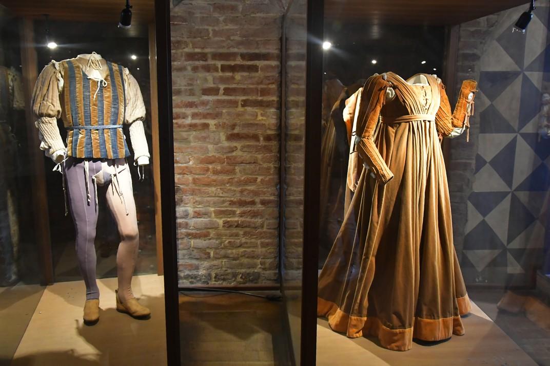 Escenari de la Casa de Julieta de Verona