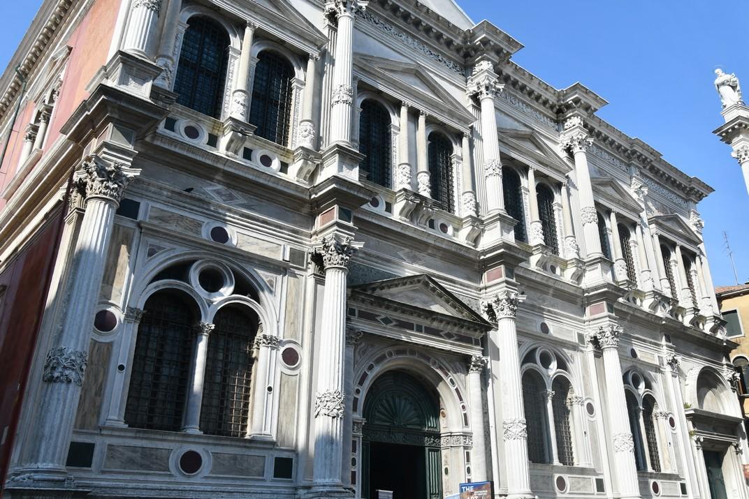 Escola Gran de Sant Roc de Venècia