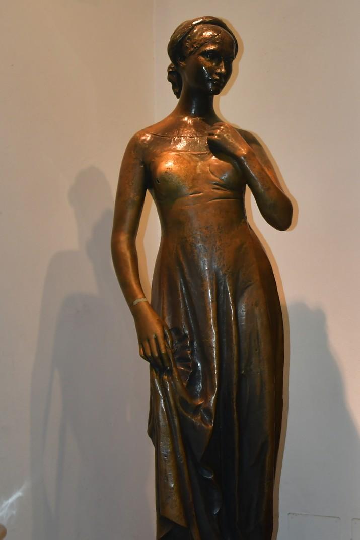 Escultura de Julieta de Verona