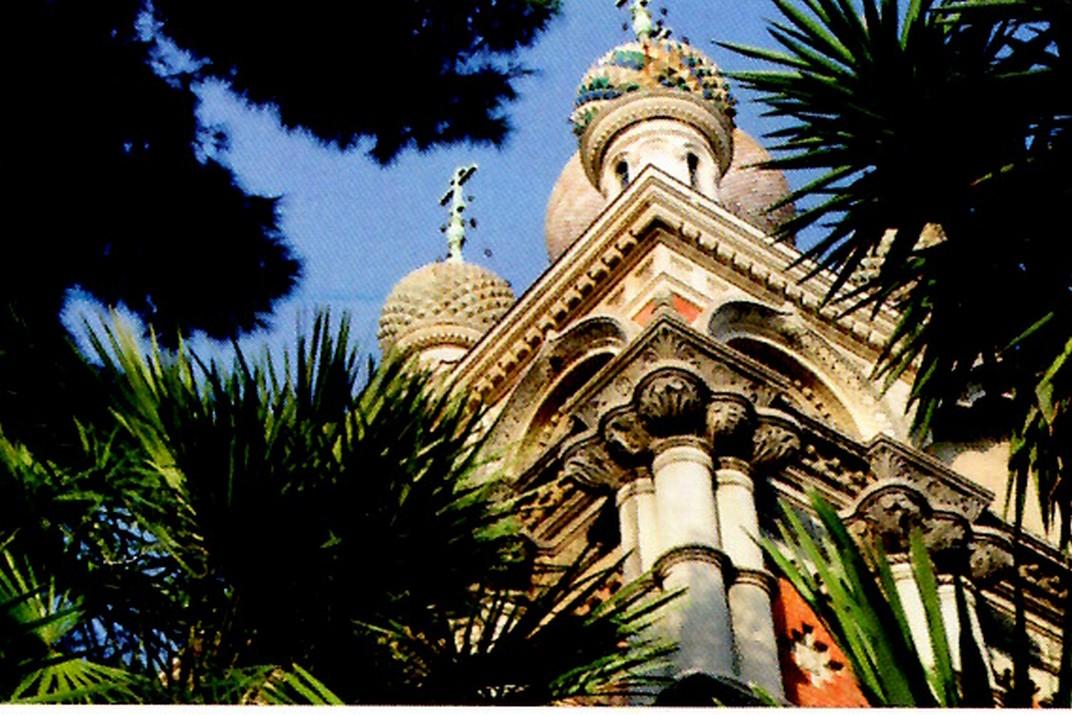 Església de Crist Salvador de Sanremo