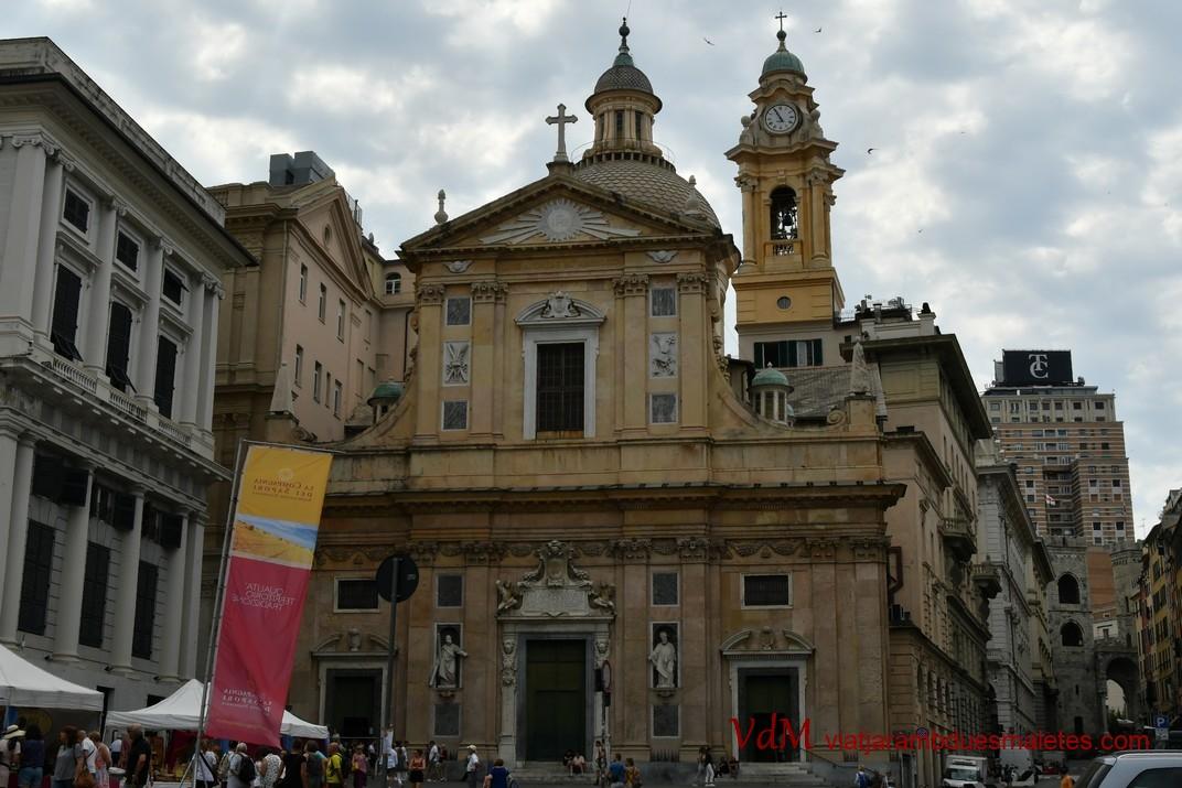 Església de Jesús de Gènova