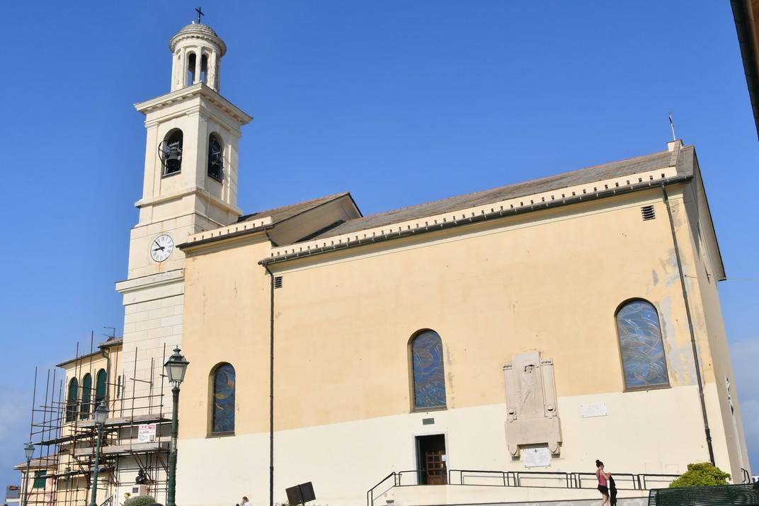 Església de Sant Antoni de Boccadasse de Gènova