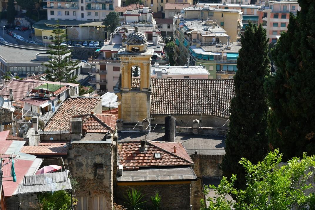 Església de Sant Costanzo de la Pigna de Sanremo