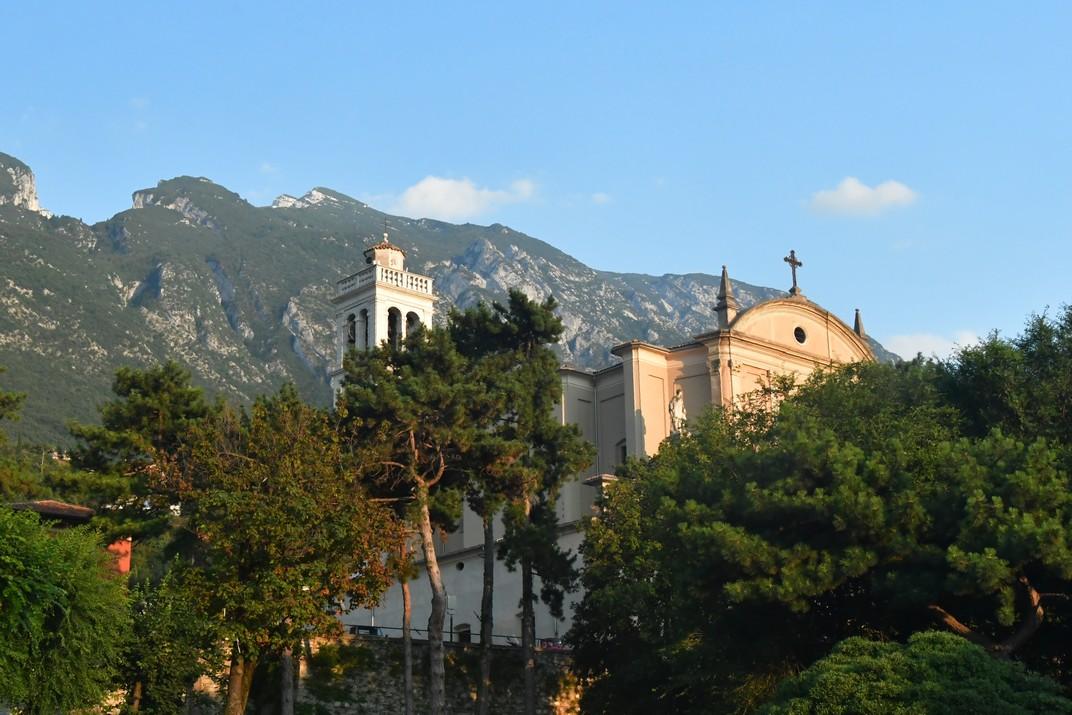 Església de Sant Esteve de Malcesine de Garda