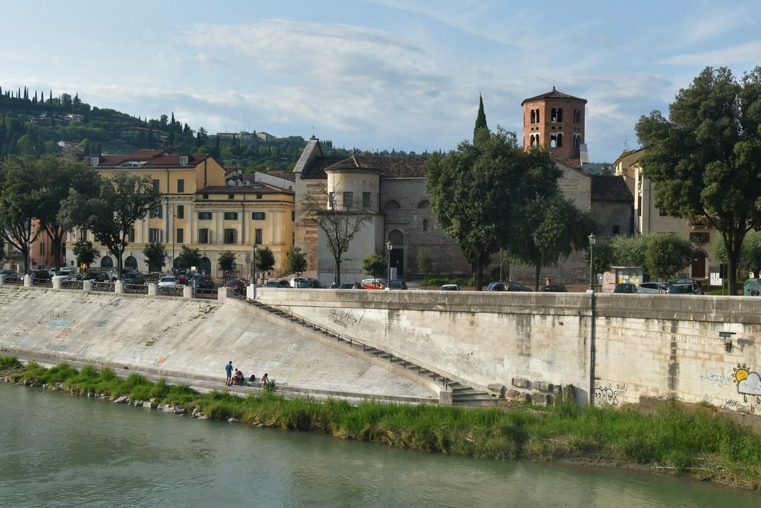 Església de Sant Esteve de Verona