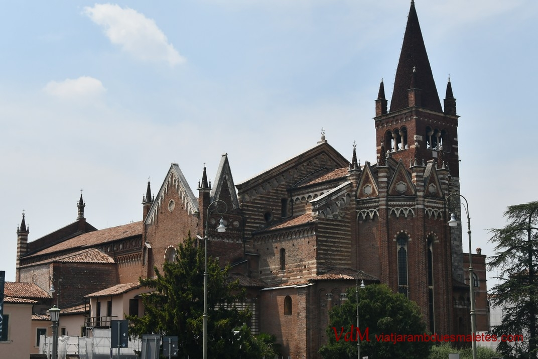 Església de Sant Fermo Major de Verona