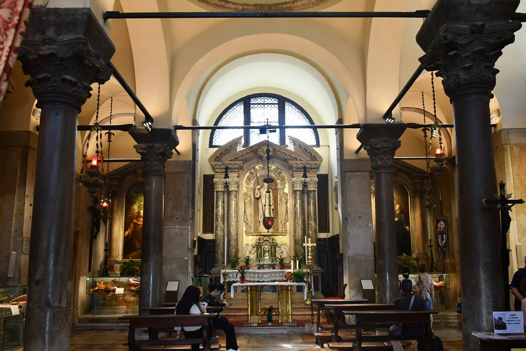 Església de Sant Jaume el Major de Venècia
