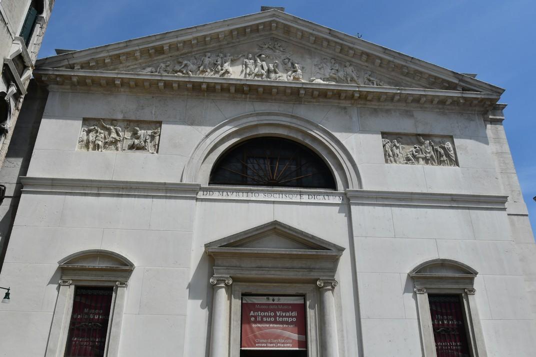 Església de Sant Maurici de Venècia