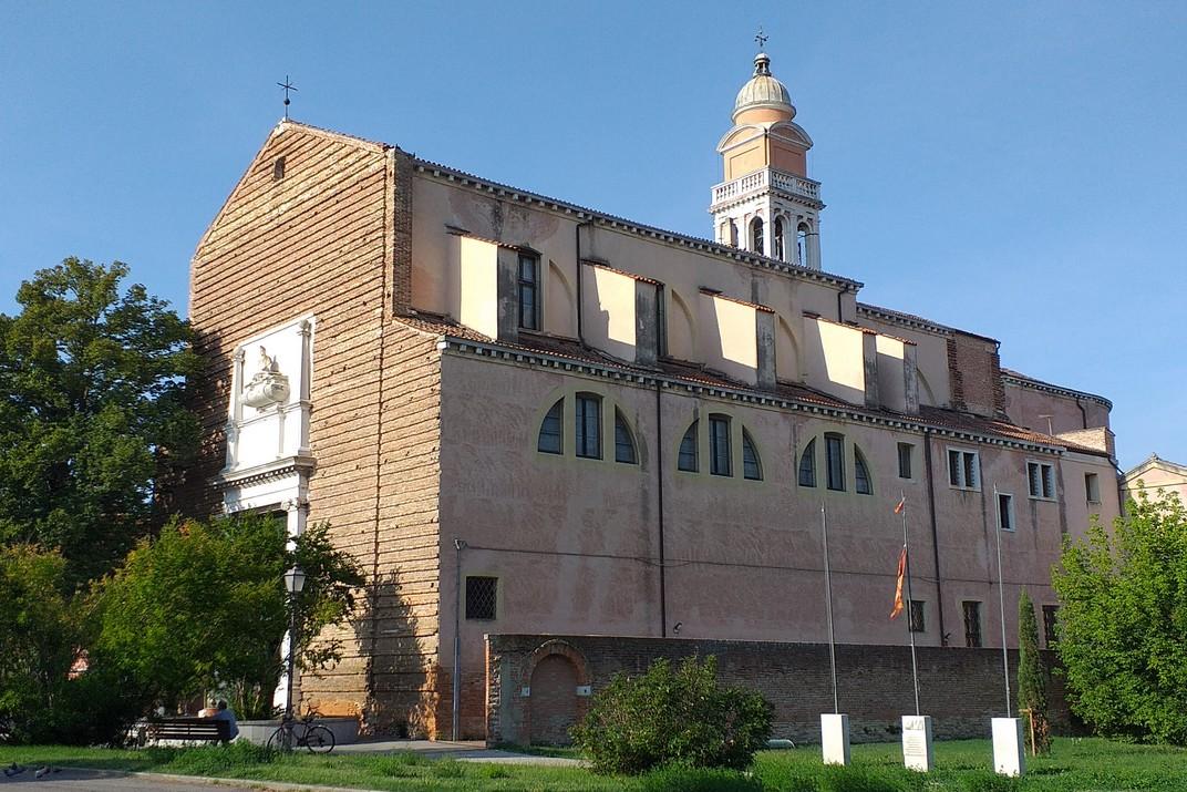 Església de Sant Nicolau del Lido de Venècia
