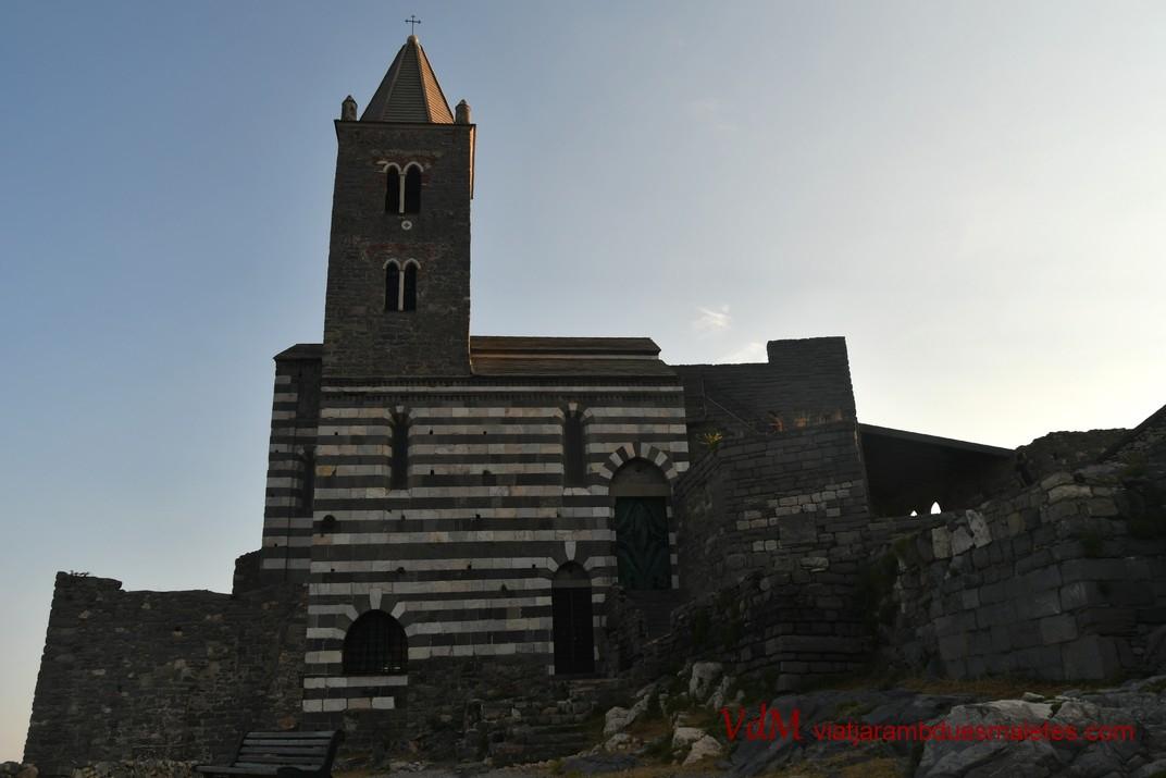 Església de Sant Pere de Portovenere - Riomaggiore