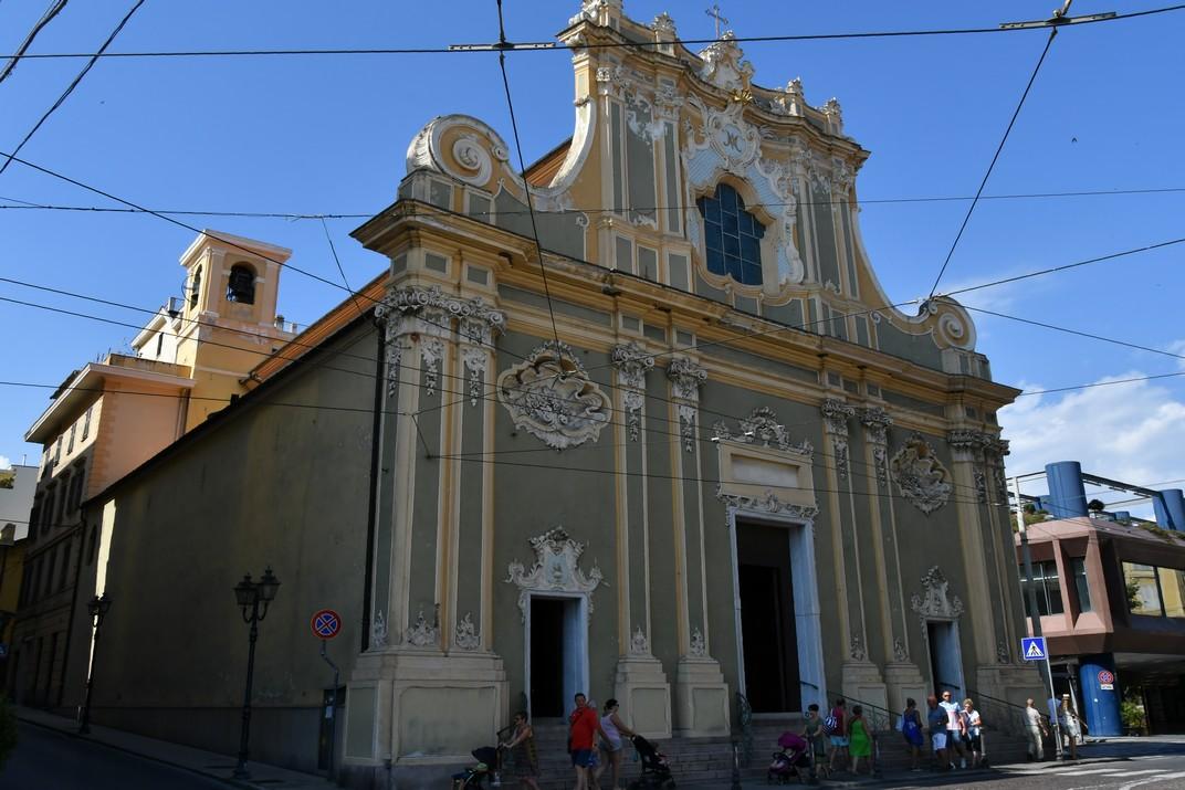 Església de Santa Maria dels Àngels de Sanremo