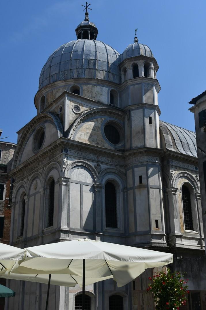 Església de Santa Maria dels Miracles de Venècia