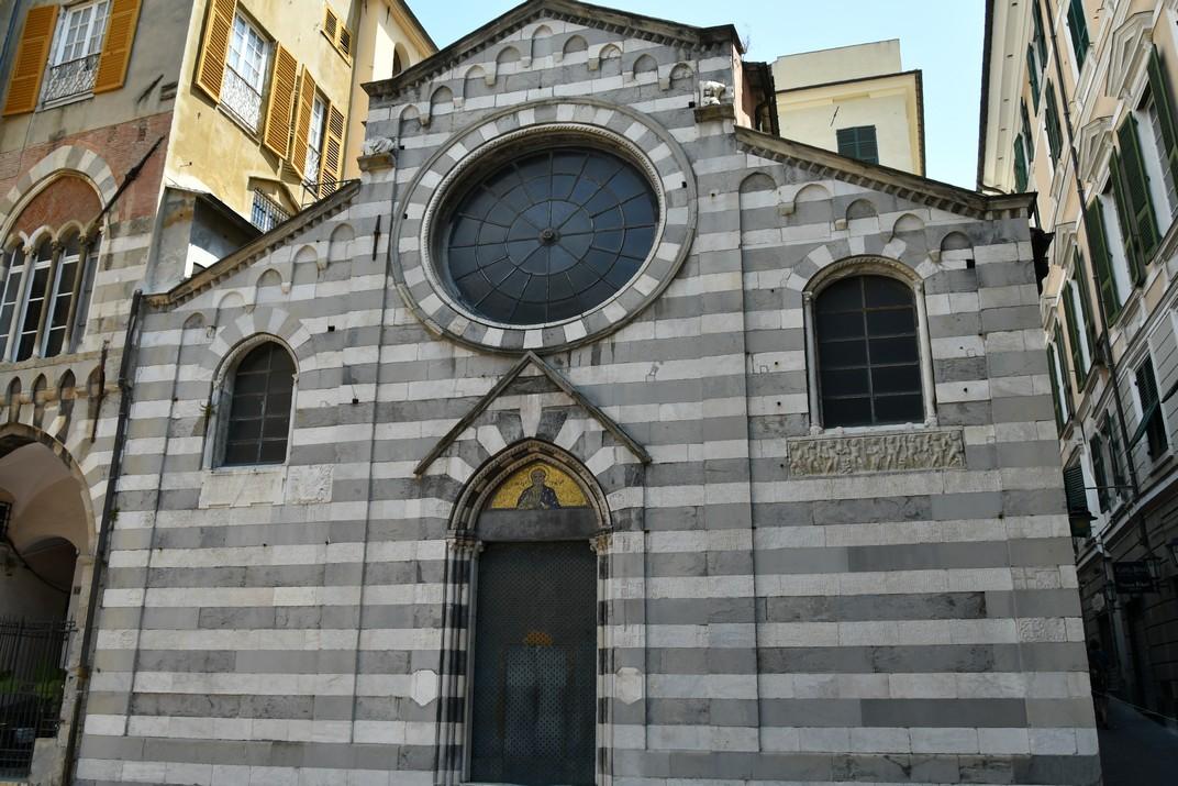 Església Sant Mateu de Gènova