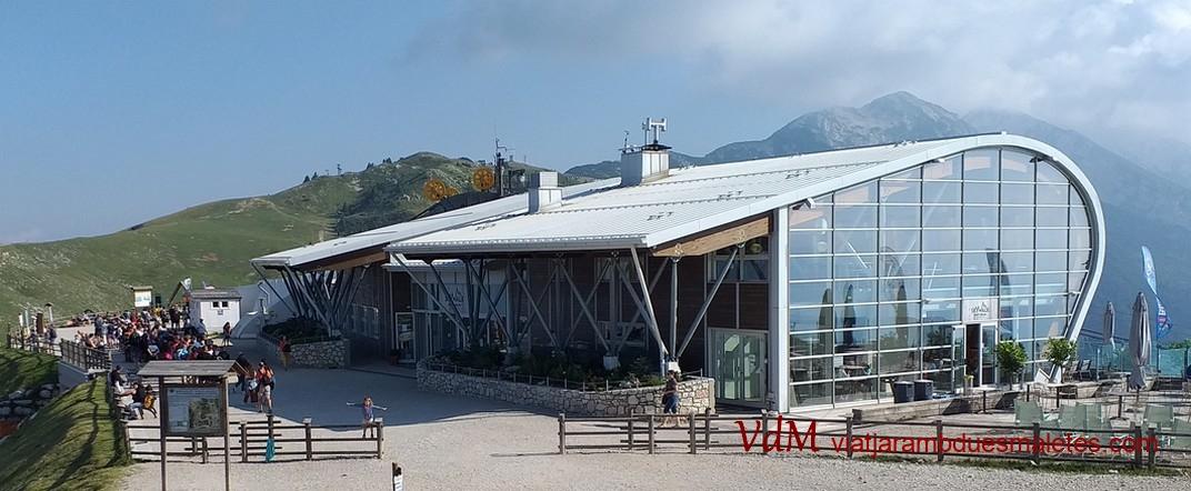 Estació Mont Baldo de Malcesine de Garda
