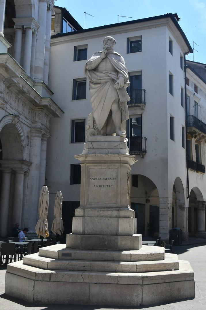 Estàtua de Andrea Palladio de Vicenza