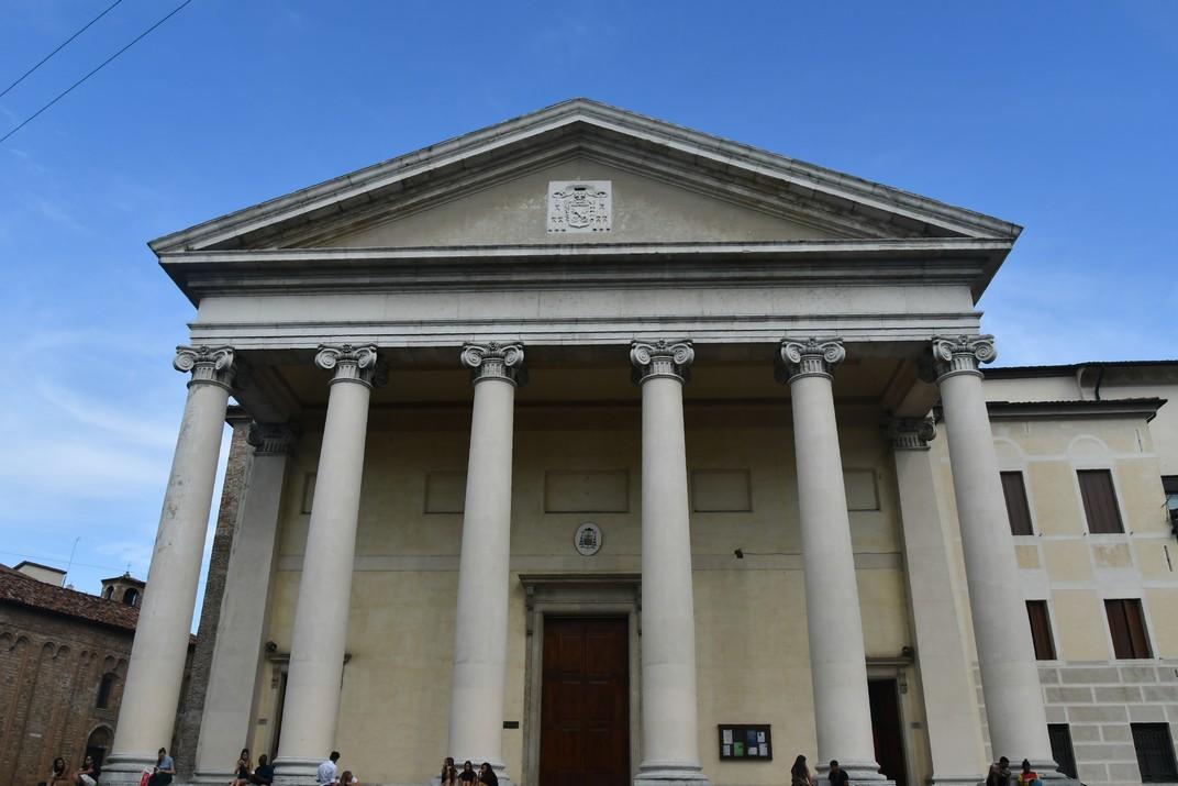 Façana de la Catedral de Treviso