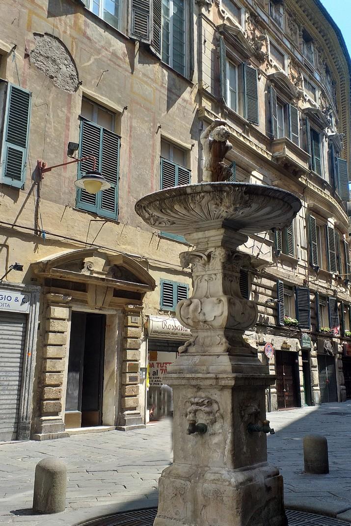 Font del Campetto de Gènova