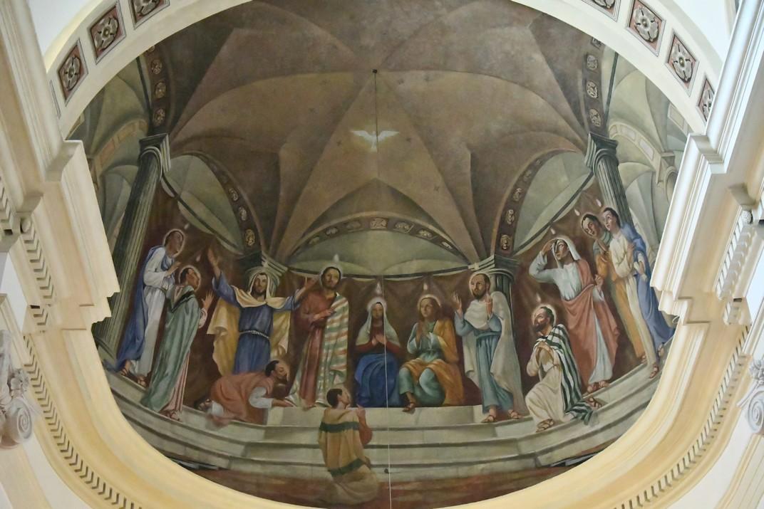 Frescos de l'església de Sant Martí bisbe de Peschiera del Garda