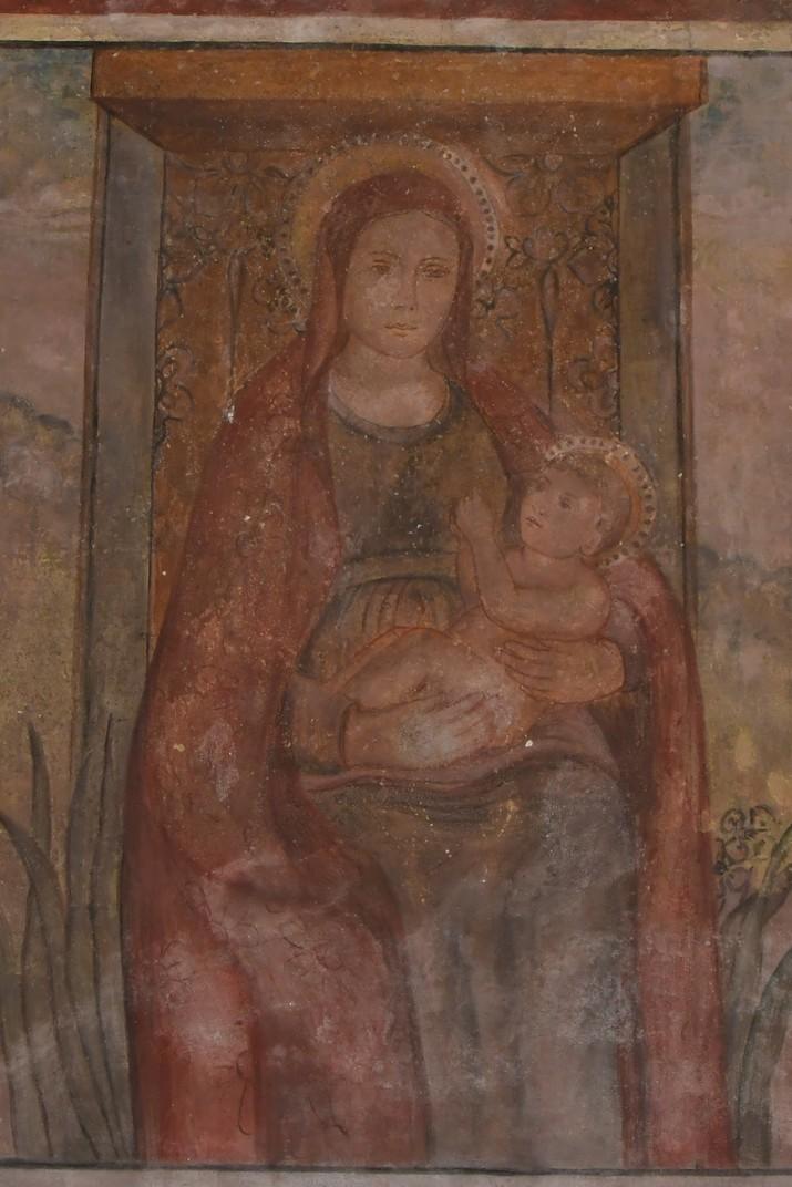 Frescos de l'església de Santa Maria Major de Sirmione de Garda
